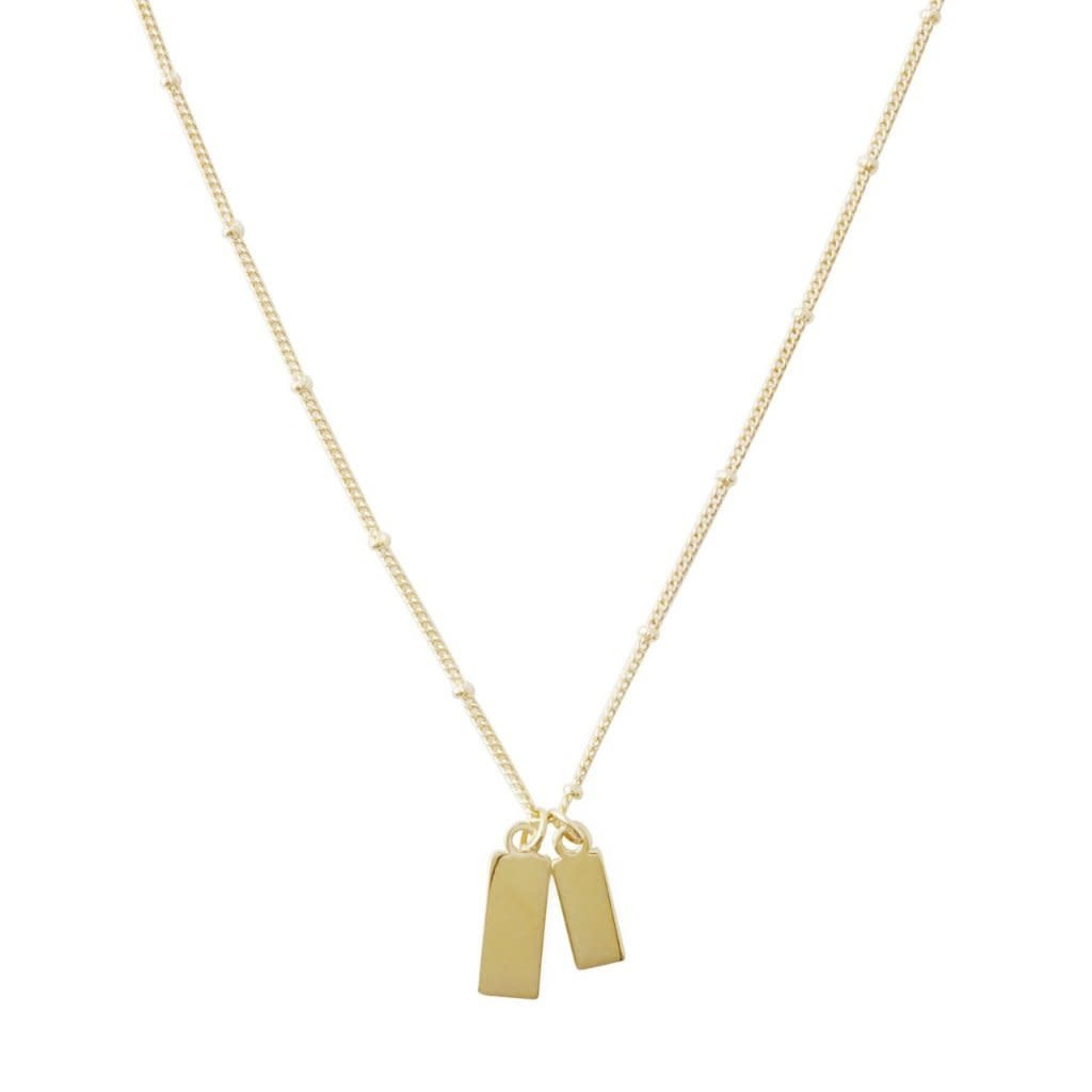 Honeycat Honeycat Tag Together Necklace