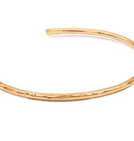 Mana Made Jewelry Mana 14K GF Thin Cuff