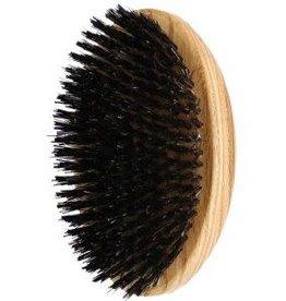 Tek Tek - Wood Oval Beard Brush