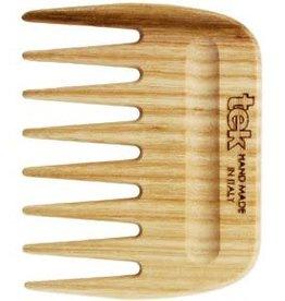 Tek Tek - Natural wood Pick comb
