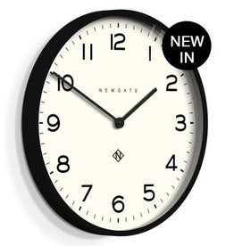 Newgate Newgate - Number One Wall Clock Echo Black