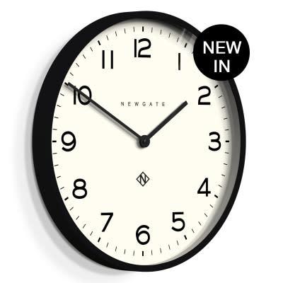 Newgate Newgate - Number One Wall Clock Echo Black