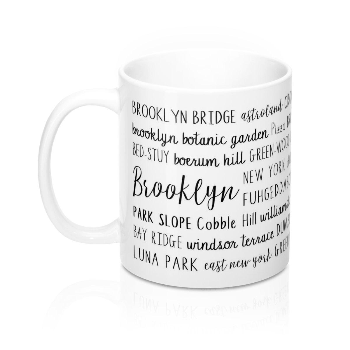 My Mugs & Kisses My Mugs & Kisses - Brooklyn mug