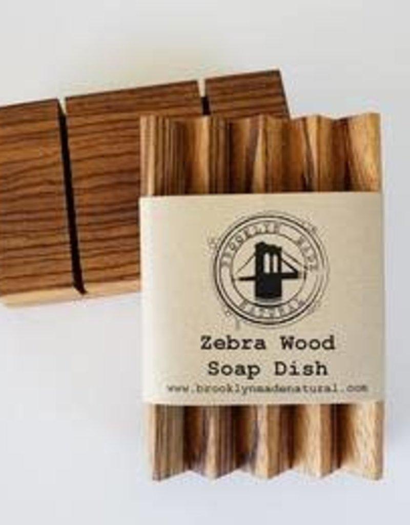 Brooklyn Made Natural Brooklyn Made Natural Wood Soap Dish