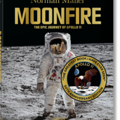 Tachen Norman Mailer. MoonFire. 50th Anniversary Edition