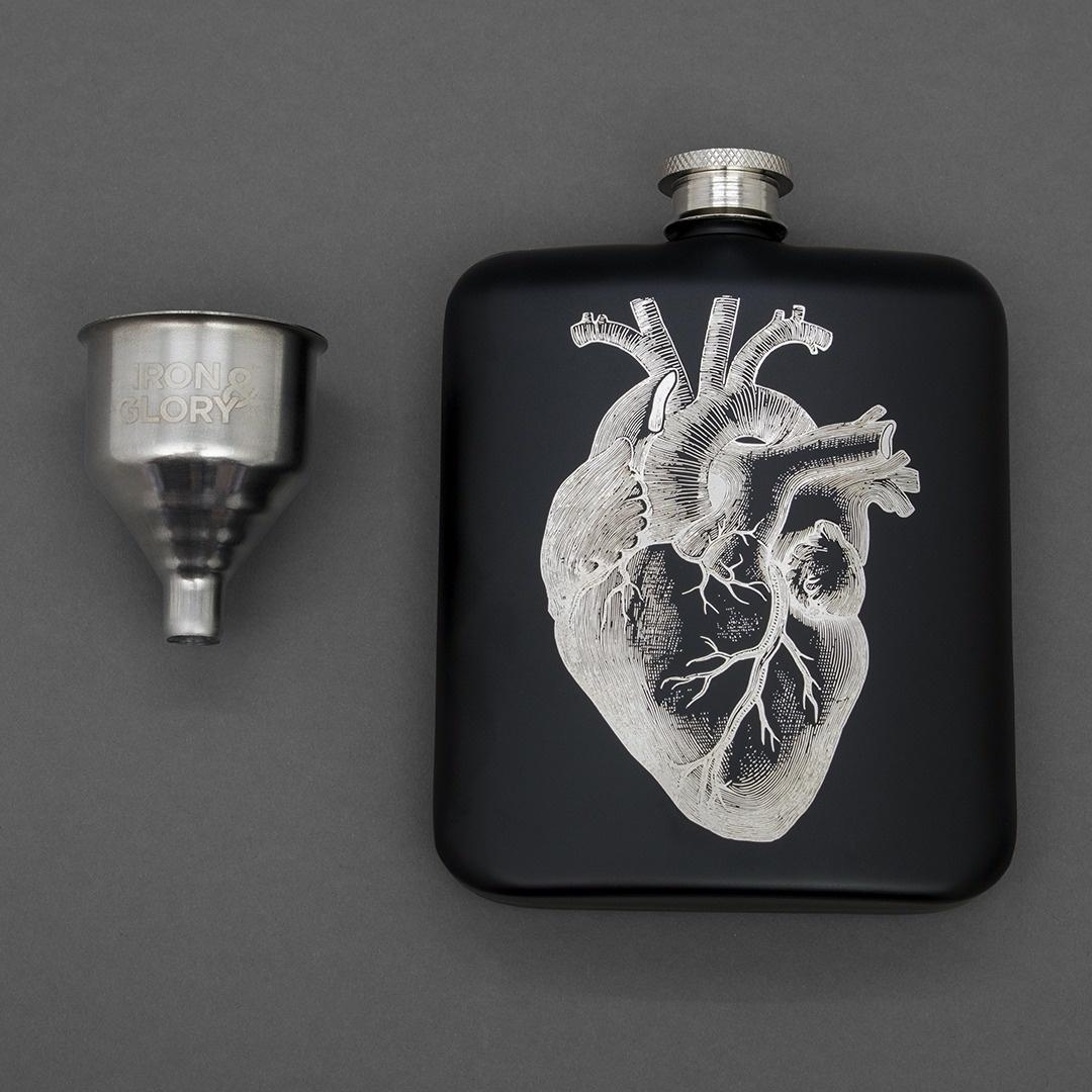 Iron & Glory For Medicinal Purposes - Black