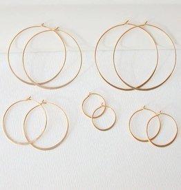 Linda Trent Hoop Earring