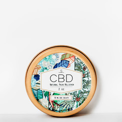 Shea Brand CBD Pain Reliever Cream