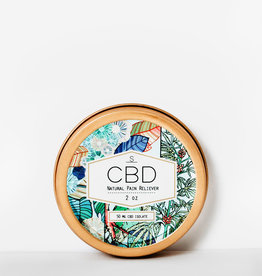 Shea Brand Shea Brand CBD Pain Reliever Cream