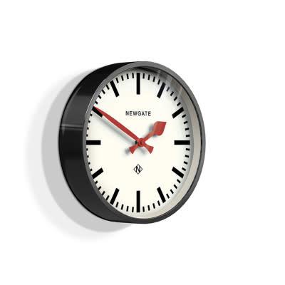 Newgate Newgate - Luggage Clock - Black