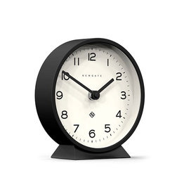 Newgate Newgate - M Mantel Desk Clock - Black