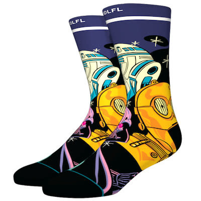 Stance Mens Sock Star Wars