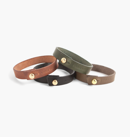 Sylvan Park Sylvan Park Slim Leather Bracelet
