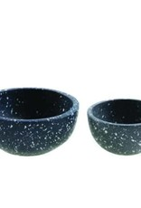 Be Home Be Home Cement 2 Bowl Set