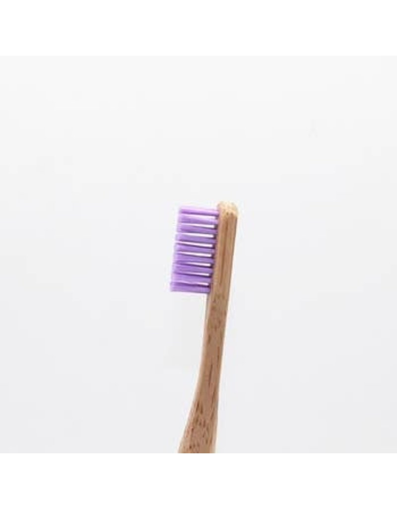 Dirt Don't Hurt - Bamboo Toothbrush