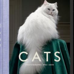 Tachen Walter Chandoha. Cats. Photographs