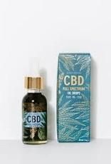 Shea Brand Shea Brand CBD Full Spectrum Oil Drops