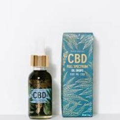 Shea Brand CBD Full Spectrum Oil Drops