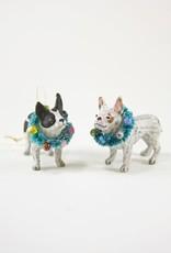 Cody Foster Ornament Cat & Dog