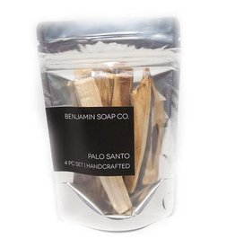 Benjamin Soap Company Benjamin Soap Co. Palo Santo Set