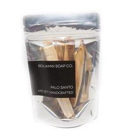 Benjamin Soap Company Benjamin Soap Co. Palo Santo Set