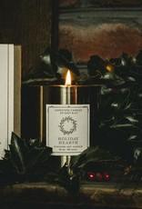 Lodestone Lodestone Brass Candle
