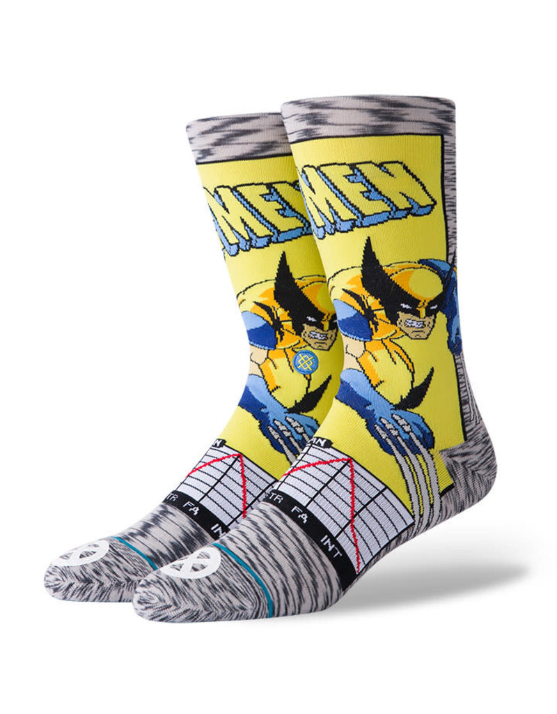 Stance Stance Mens Sock Super Hero