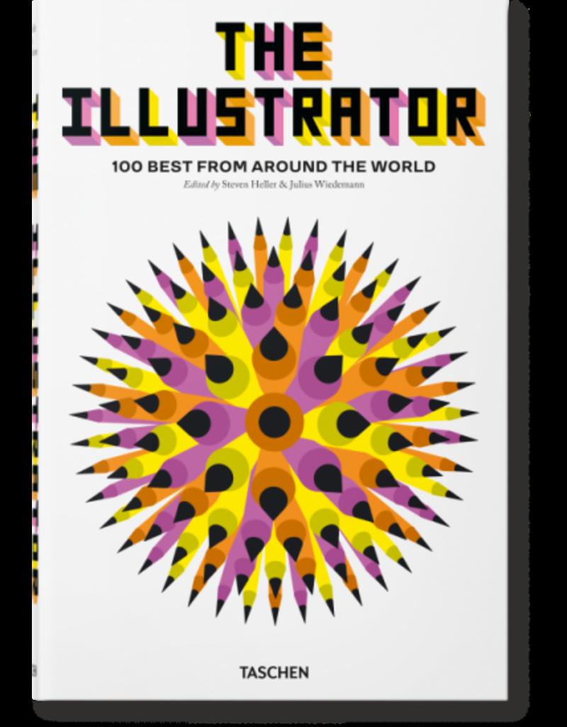 Taschen Taschen The Illustrator. 100 Best from around the World