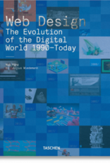 Taschen Taschen Web Design. The Evolution of the Digital World 1990–Today