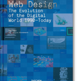 Taschen Taschen Web Design. The Evolution of the Digital World 1990–Today