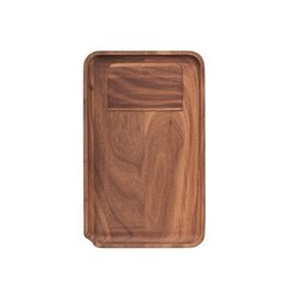 Marley Natural Marley Natural Small Prep Tray Black Walnut