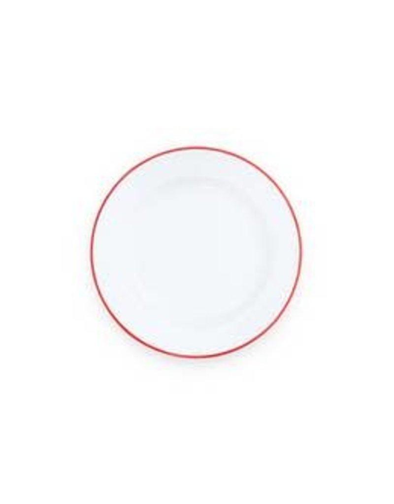 """Crow Enamel Dinner Plate 10"""""""