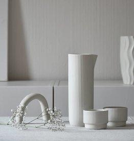 Archive Studio Archive Studio Handmade Ribbed Water Jug