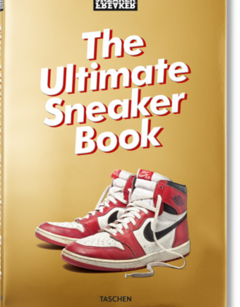 Taschen Taschen Sneaker Freaker. The Ultimate Sneaker Book