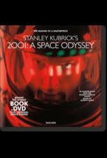 Taschen Taschen Stanley Kubrick's 2001: A Space Odyssey. Book & DVD Set