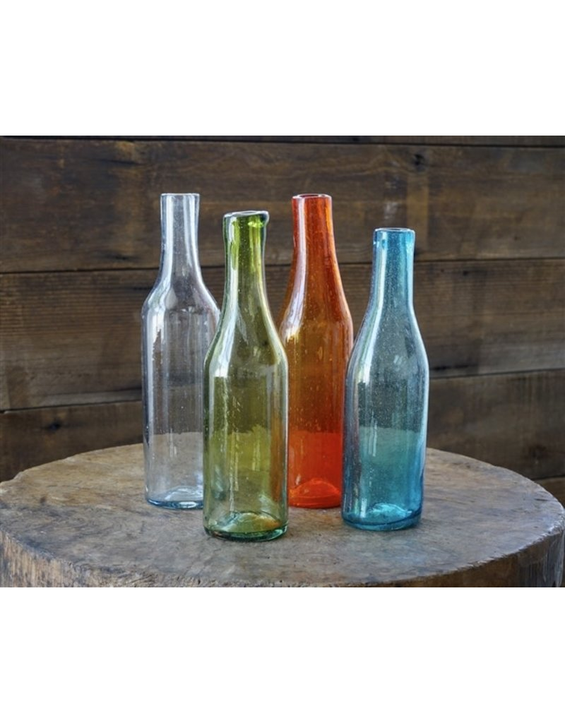Bitters Co. Bitters Co. Colorful Blown Glass Bottle