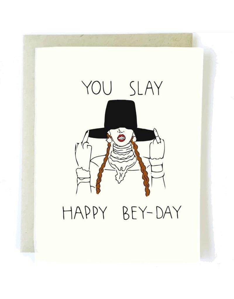 Chalkscribe Greeting Card