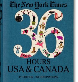 Taschen New York Times 36hrs - USA & Canada
