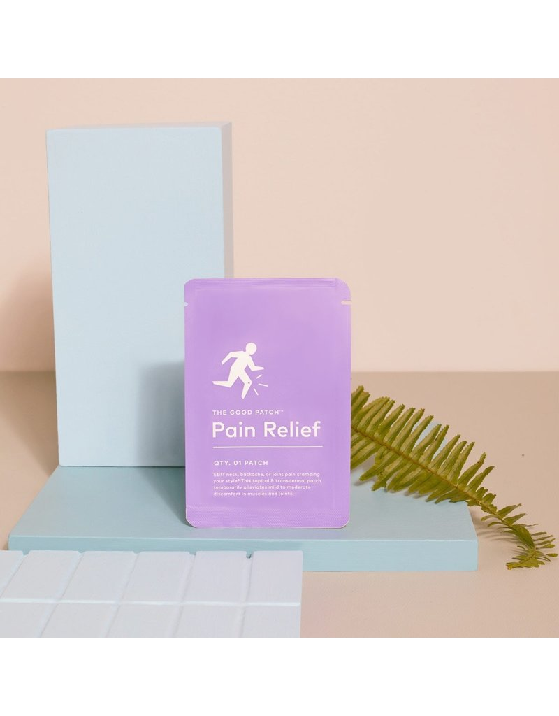 The Good Patch The Good Patch Hemp Infused CBD