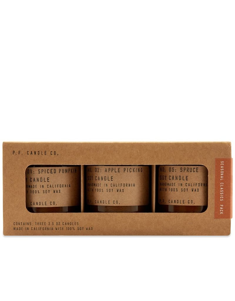 P.F. Candle Co. P.F. Candle Mini Combo Pack