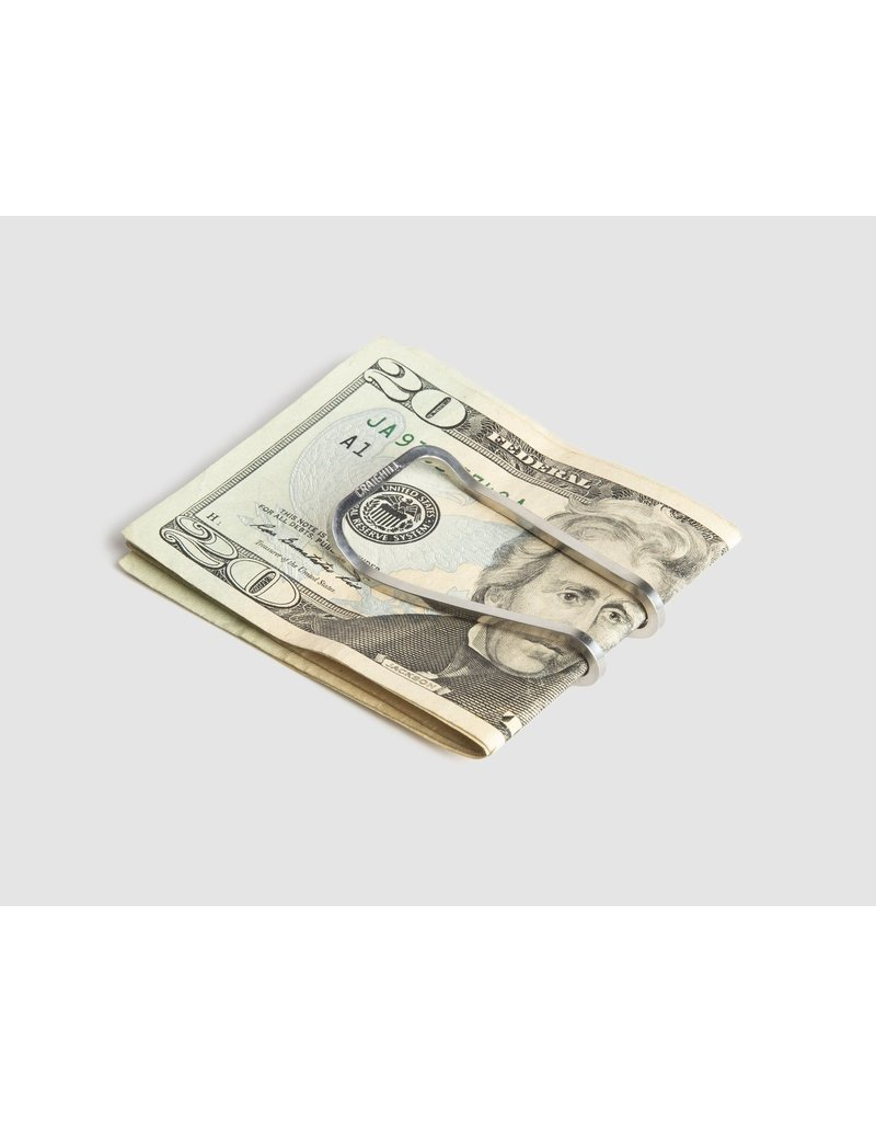 Craighill Craighill Money Clip Square