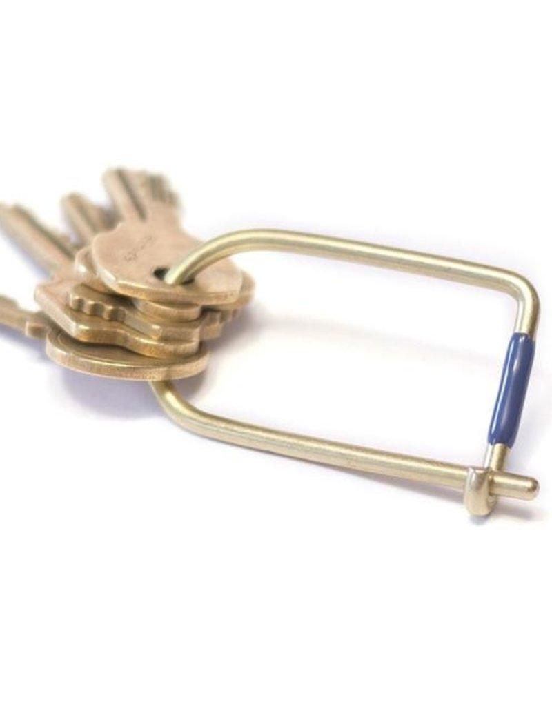 Craighill Craighill Keyring Wilson Brass Enameled