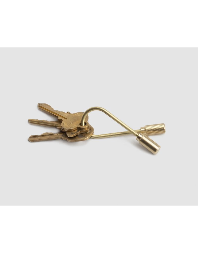 Craighill Craighill Keyring Closed Helix - More Options Available