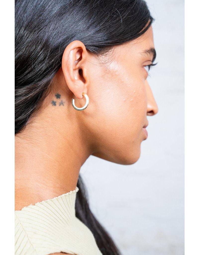 Mana Made Jewelry Mana Made Classic Hoop Earring