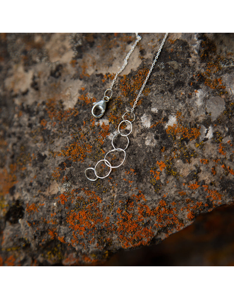 Lonewolf Collective Lonewolf Collective - Oblique Necklace (Gold & Silver)