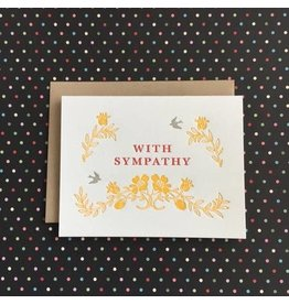 Lucky Bee Press Lucky Bee Press Card Sympathy