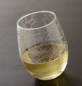 Well Told/Uncommongreen Well Told Stemless Wine Glass Brooklyn