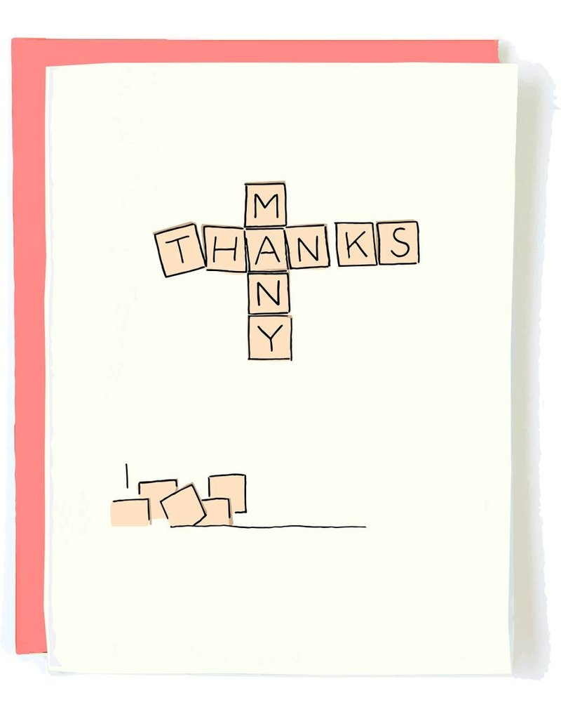 Pop + Paper Pop & Paper Thank You - More Options Available