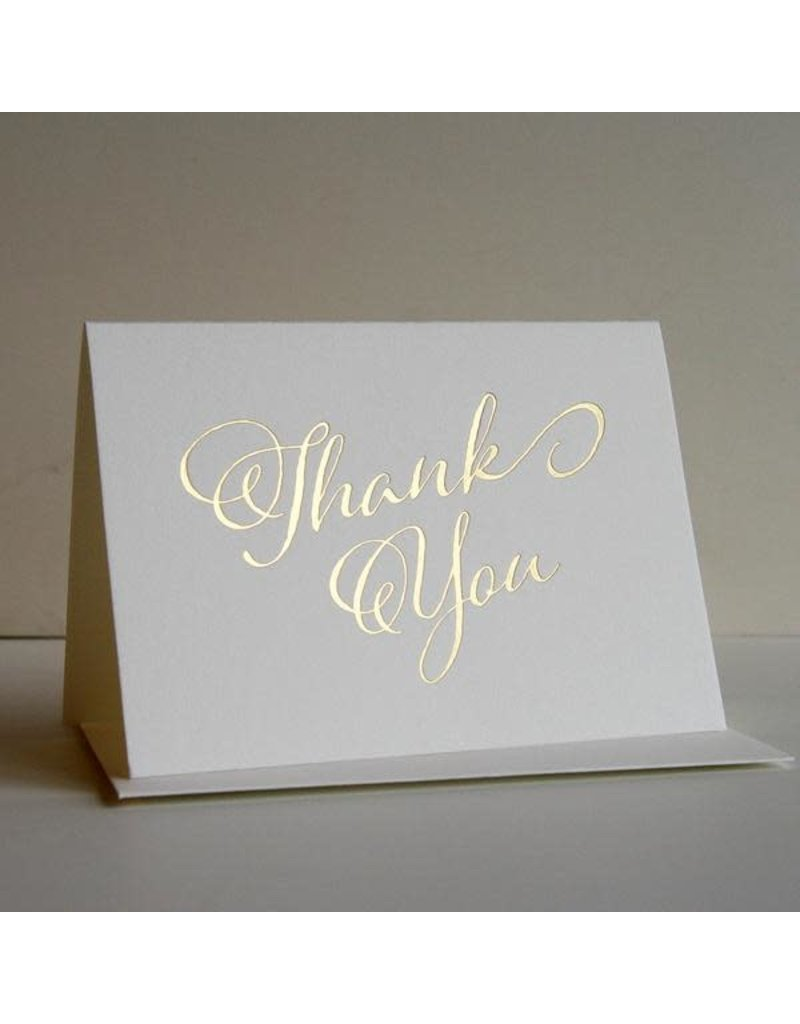Steel Petal Press Steel Petal Thank You - More Options Available