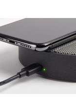 Lexon Lexon Oslo Energy Charging Pad & Bluetooth Speaker